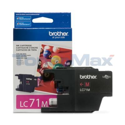 BROTHER MFC-J280W INK CARTRIDGE MAGENTA
